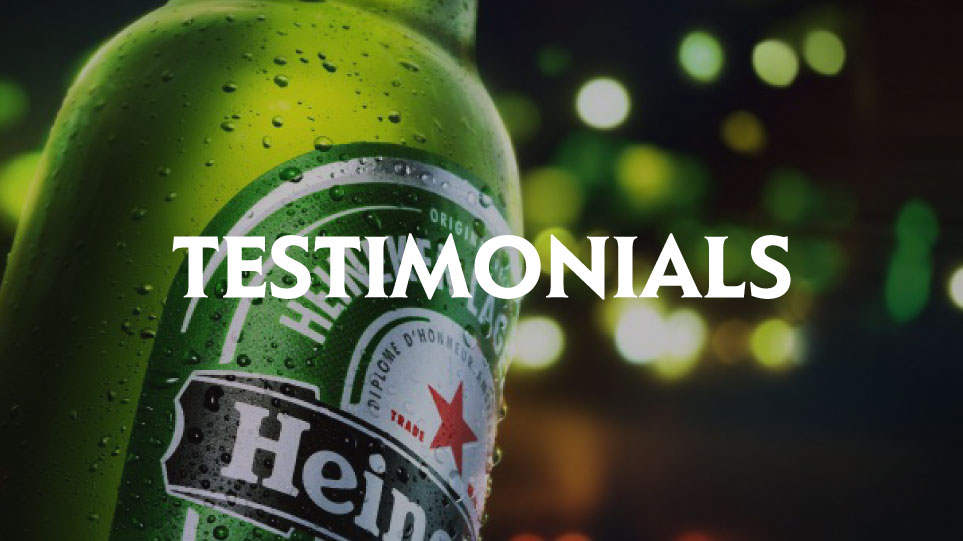 Testimonials – Our Pubs