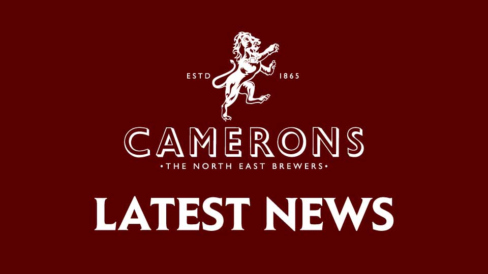 News - Camerons brewery