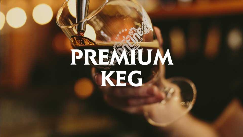 premium keg - camerons brewery