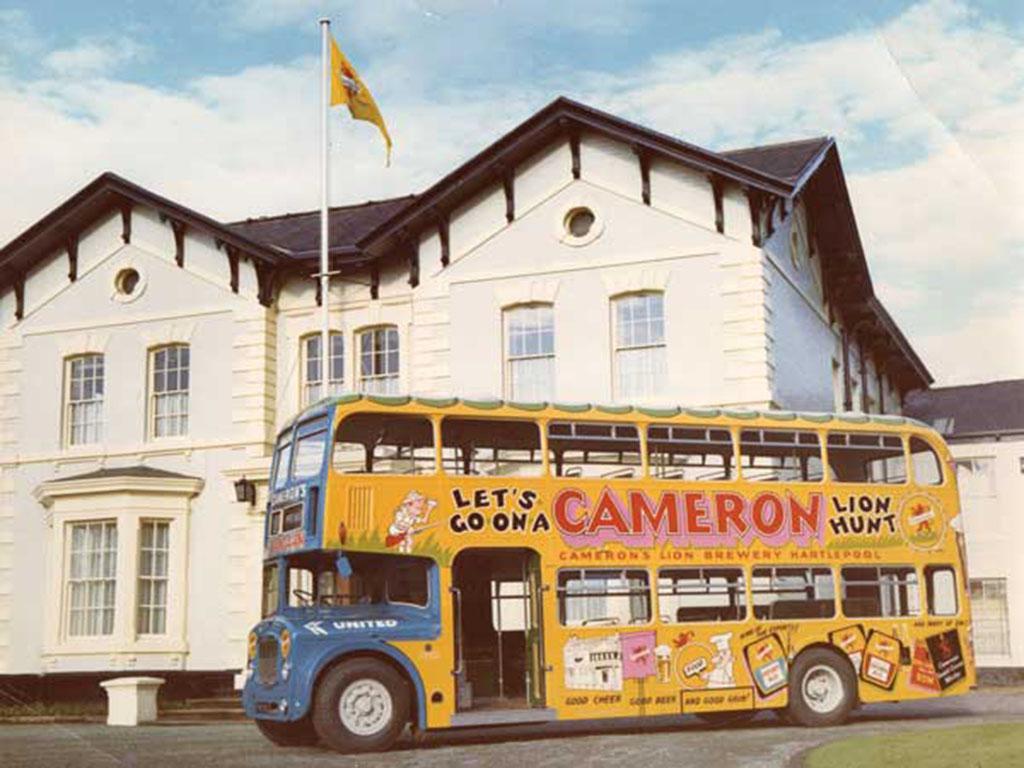 Brewery Photos – Yellow Bus