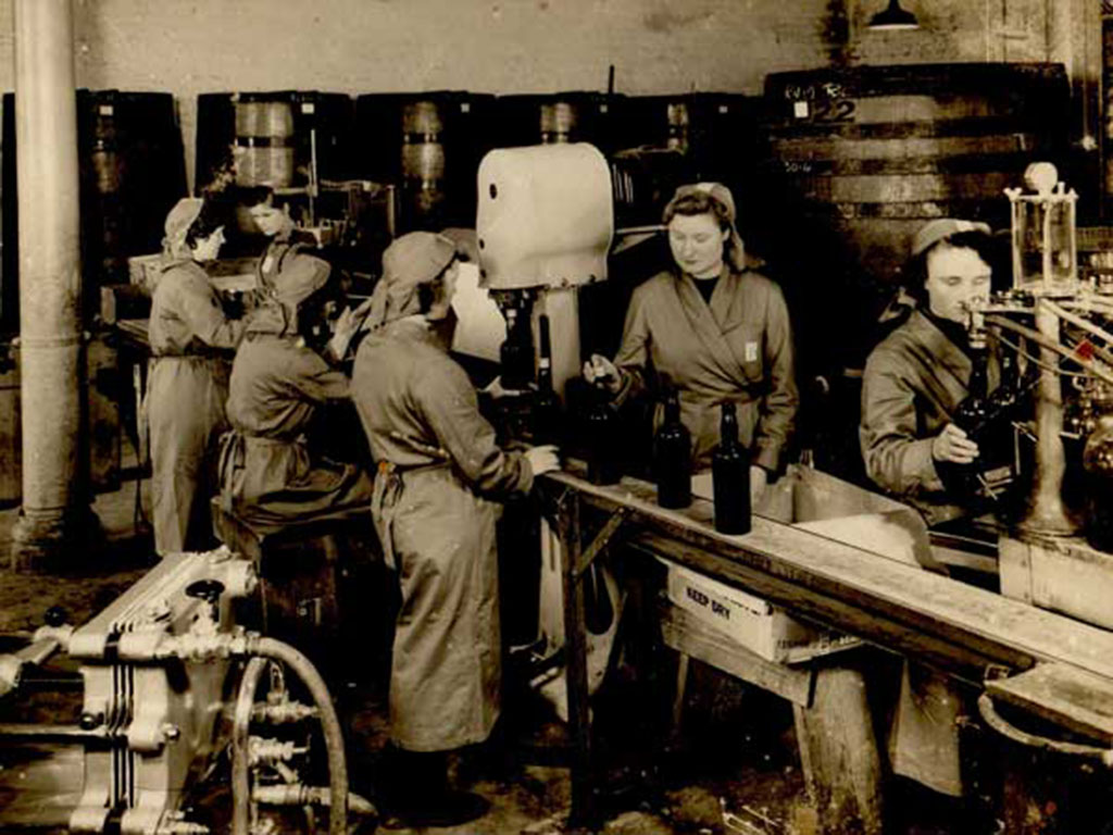 Brewery Photos – Old Workers