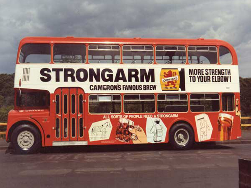 Brewery Photos – Red Bus