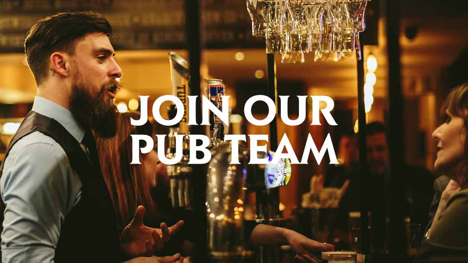 join our team - Camerons brewery