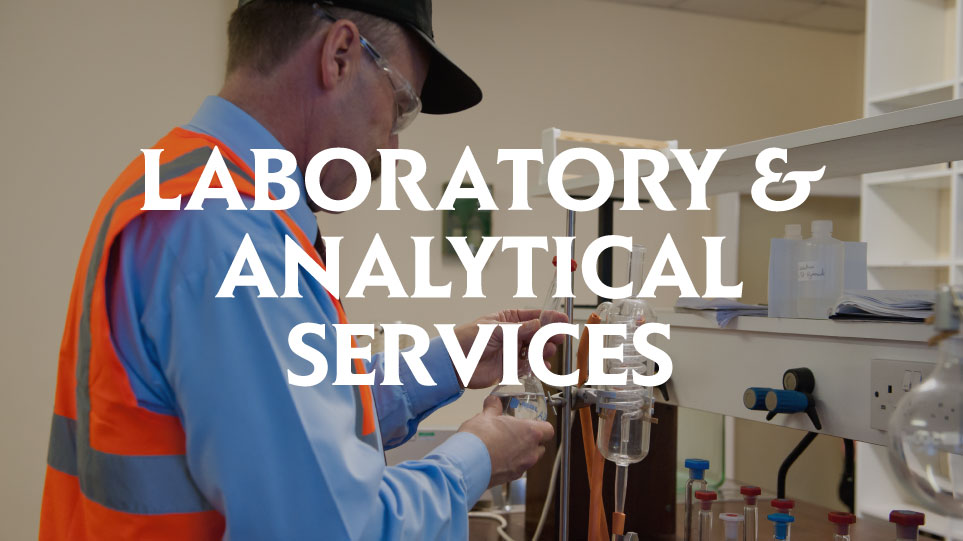 Laboratory And Analytical Services