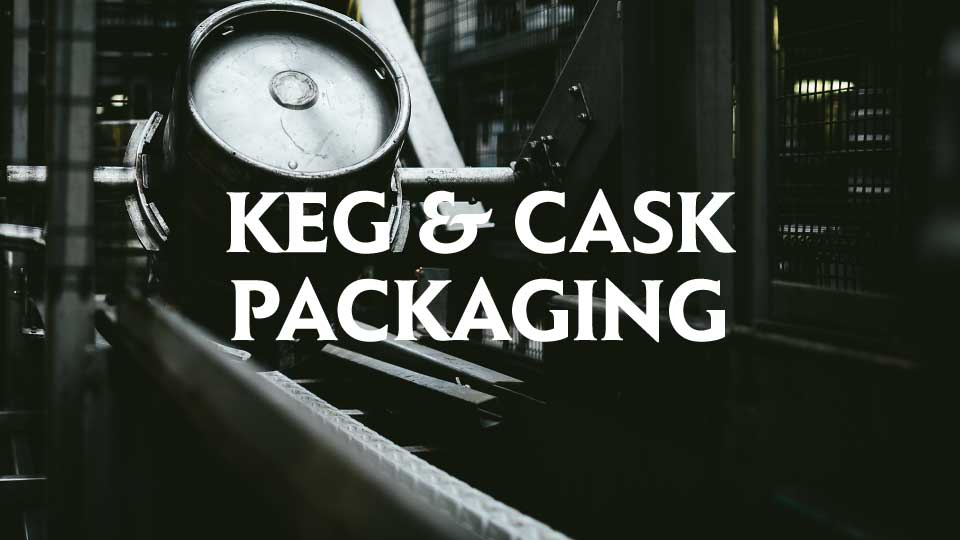 Keg and cask - camerons brewery
