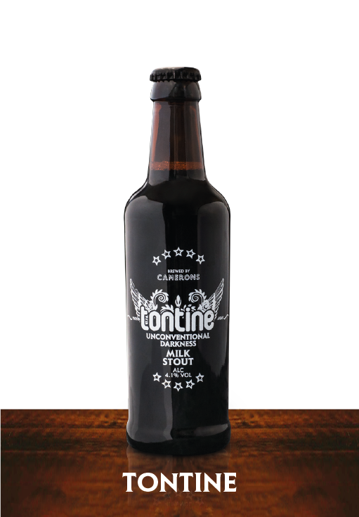 TONTINE BOTTLE