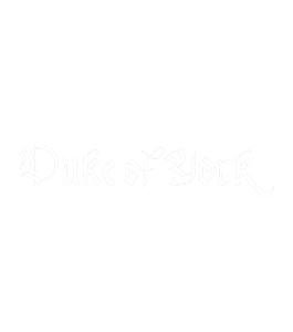 The Duke Of York Logo - Camerons Brewery
