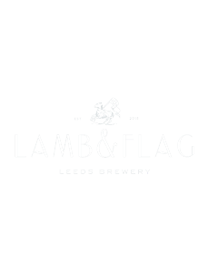 Lamb And Flag Logo - Camerons Brewery