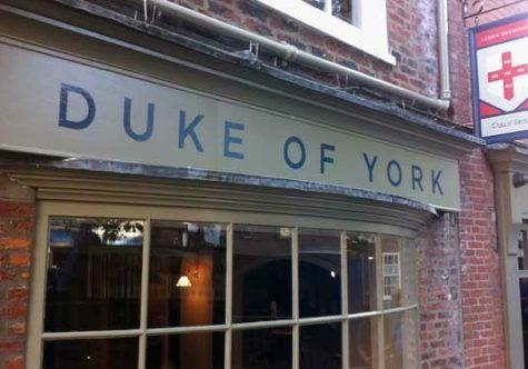 Duke Of York Leeds - Camerons Brewery