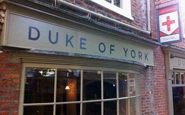 Duke Of York Leeds - Camerons Brewery