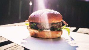 kerb edge - burger - Camerons brewery