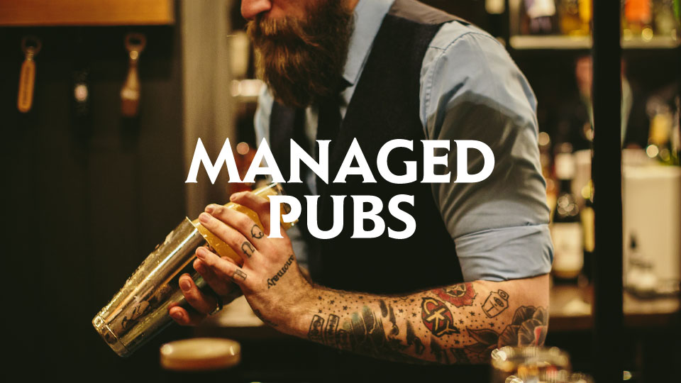managed Pubs - Camerons Brewery