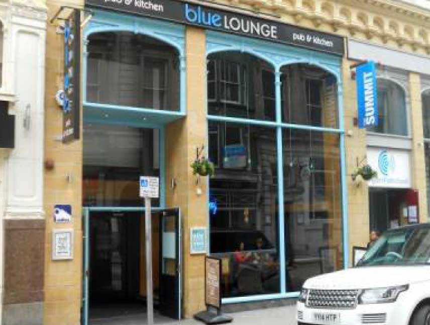 Blue Lounge Scarborough