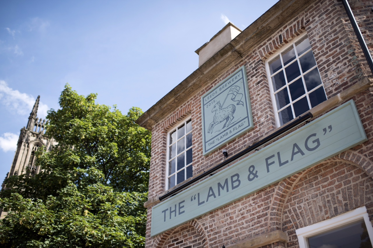 Good Beer Guide - Lamb and Flag