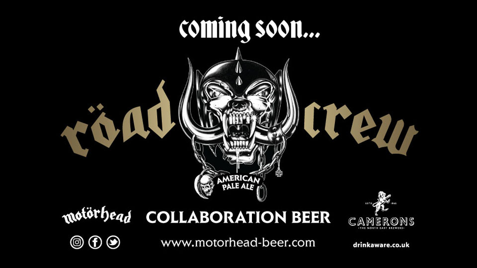 Camerons Turn It Up With New Collaboration Beer