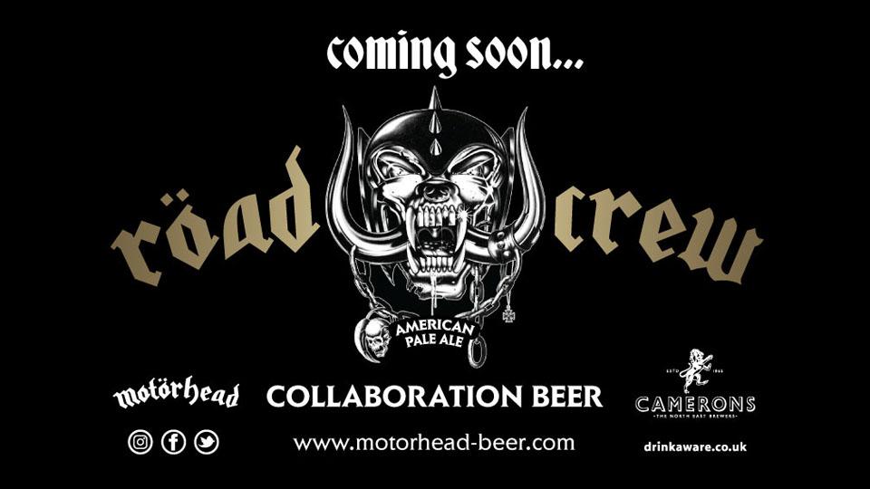 Motorhead - Road Crew
