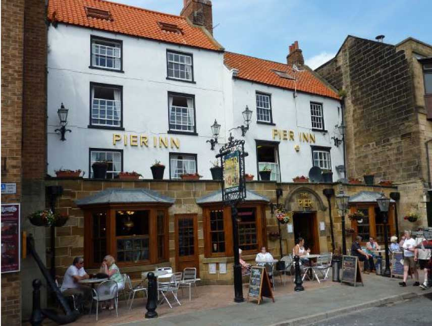 the pier inn - whitby