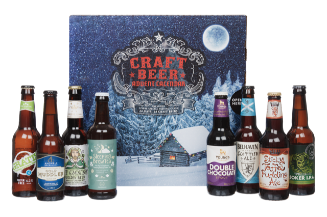 Beer Advent Calendar Listing For Camerons Beers