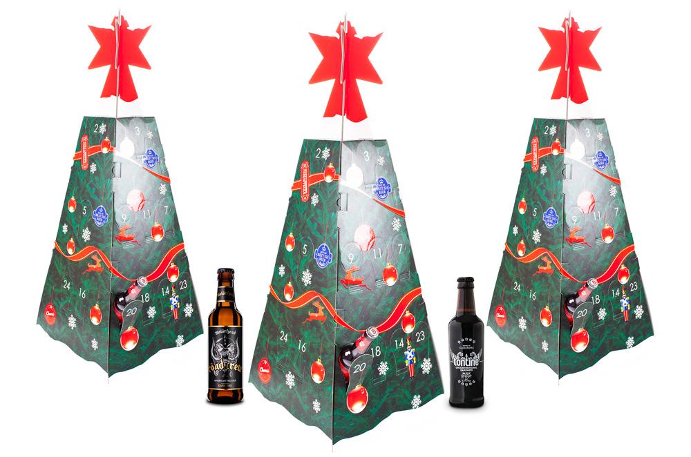 More Christmas Calendar Beer!