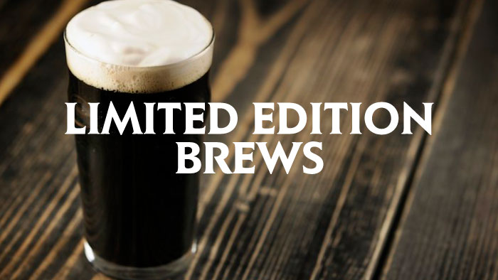 Limited Edition Brews