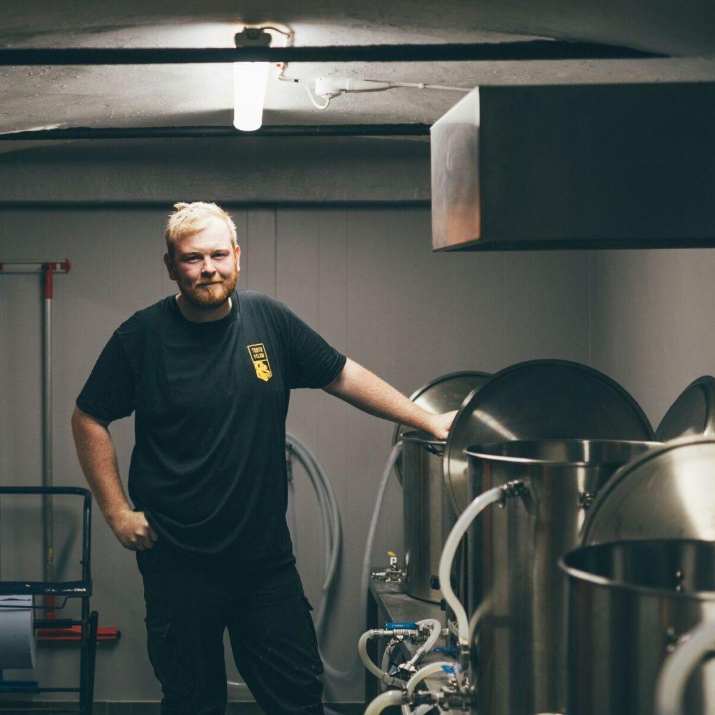 T&C Development Brewer Simon Whittington