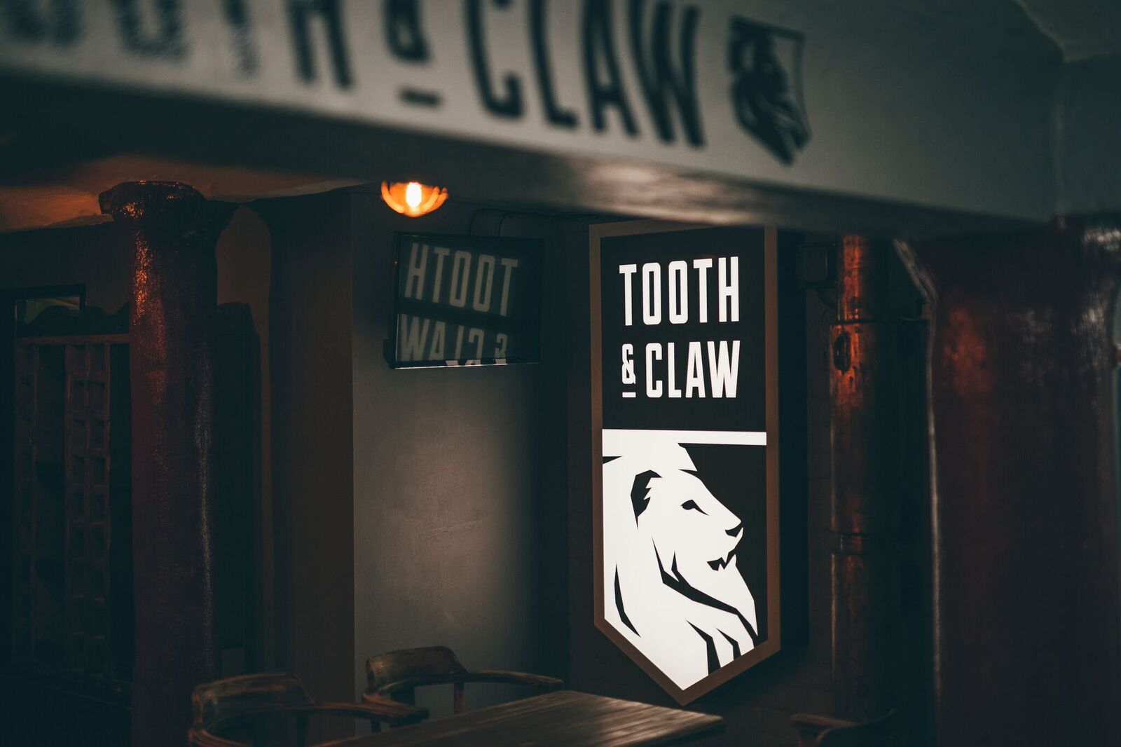 Tooth And Claw - Camerons
