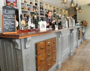 Sutlers Bar