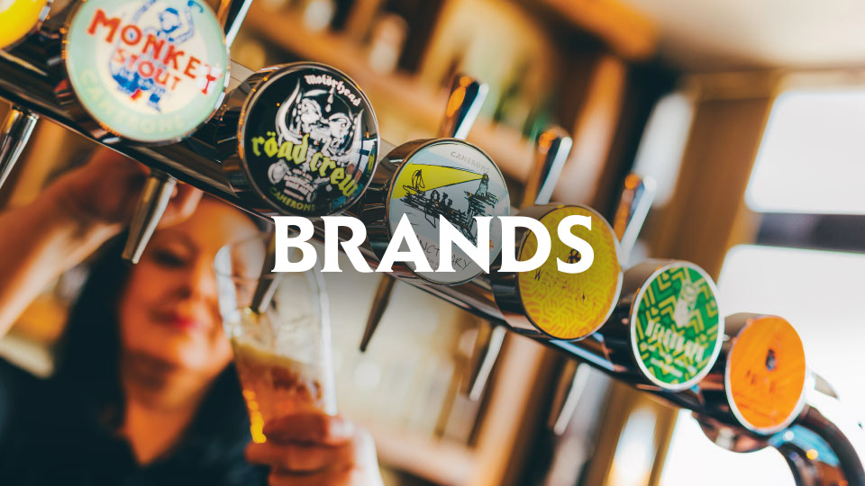 camerons brewery brands