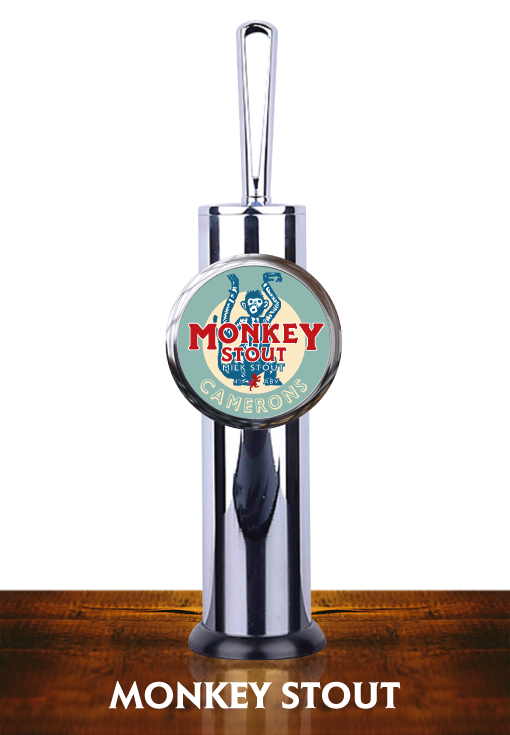 MONKEY-STOUT-KEG