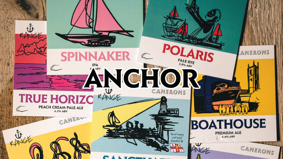 ANCHOR RANGE