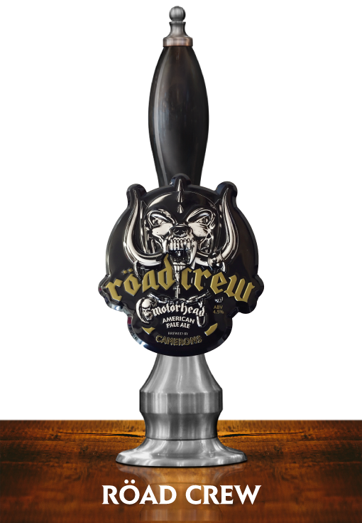 Road Crew cask - camerons brewery