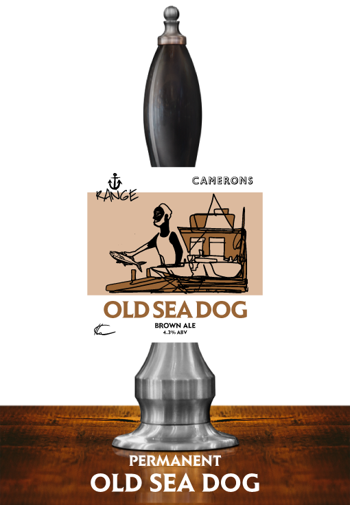old sea dog - camerons
