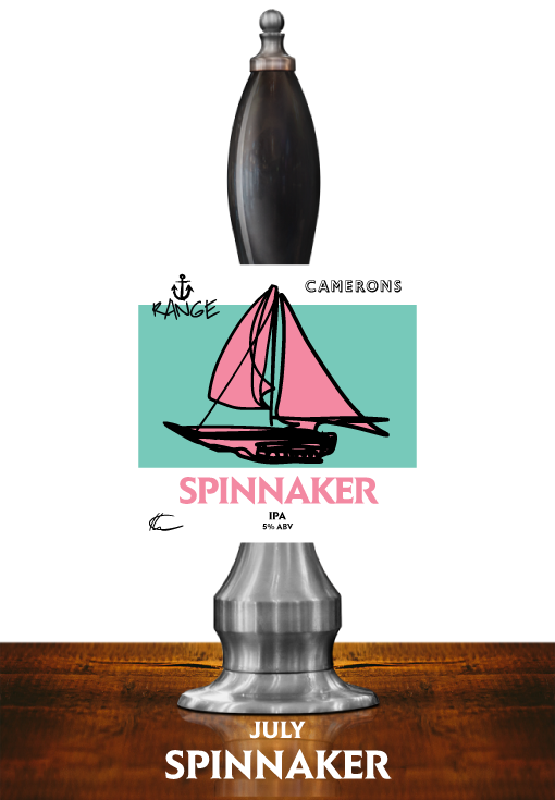 Spinaker - Camerons